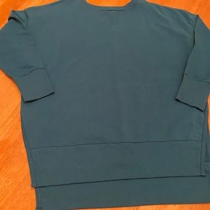 Terra & Sky crew neck sweatshirt NWT 16W-18W 1X